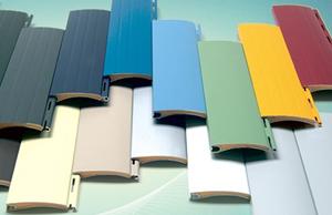 Veliki izbor dekorativnih panela i boja za rolete i grilje.